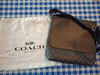🚚 COACH 精品側背包