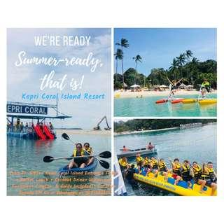 Kepri Coral 1Day Package