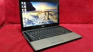 Laptop Acer Aspire TimelineX i5