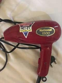 National hair dryer