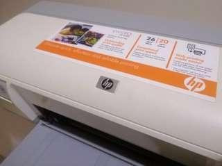 Printer HP Deskjet D2566