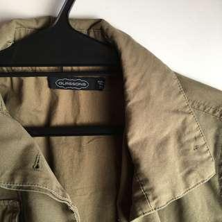 Glassons Khaki Jacket