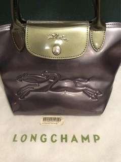 Longchamp Silver