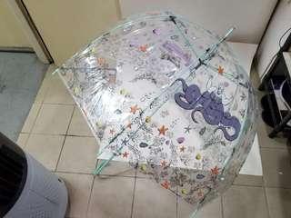 公仔圖案雨傘umbrella🌂