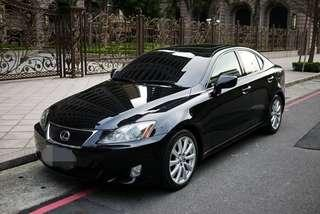 06 Lexus is250 sport