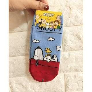 🚚 正韓🔰史努比--腳踝襪