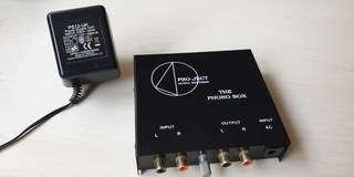 Project - The Phono Box