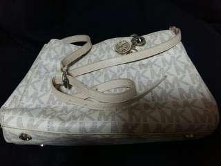 Michael Kors 2 Way Monogram Bag