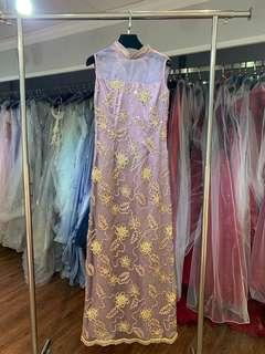 婚紗 晚裝 evening gown wedding gown sample sale 媽媽衫