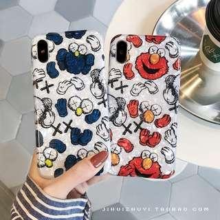 (PO) Sesame Street iPhone Cover