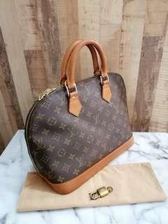 34c78333 louis vuitton bag alma | Bags & Wallets | Carousell Singapore