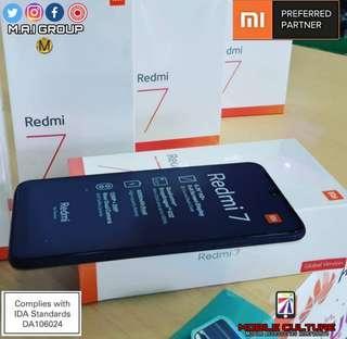 🚚 Local Sets 1 Year Warranty Redmi 7