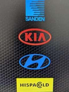 Japan Korea Spain Automotive Air Conditioning Parts