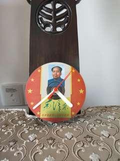 🚚 毛澤东誕辰 一百周年纪念鈡
