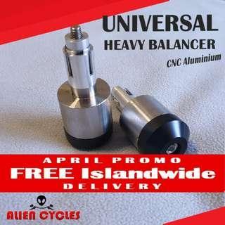 UNIVERSAL Heavy Balancer CNC Aluminium