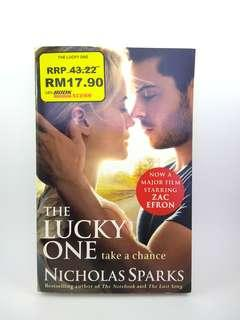 Nicholas Sparks: The Lucky One
