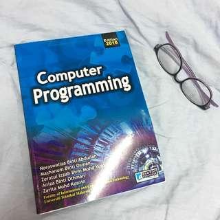 Computer Programming C++