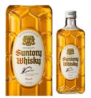 日本威士忌 Suntory 白角 三得利 700ml