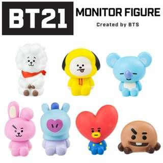 BT21 by BTS MONITOR FIGURE