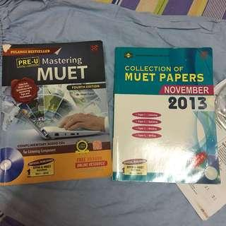 MUET Textbook Fourth Edition
