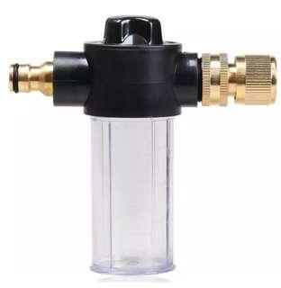 Car Washer Foam Bottle with Adjustable Foam Level