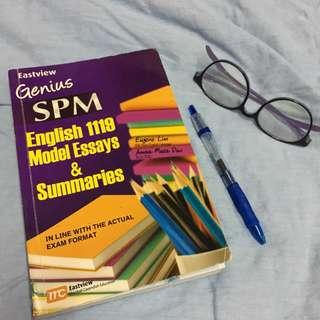 SPM English Model Essays & Summaries