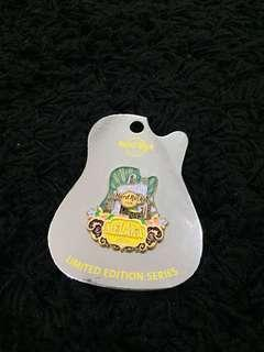 Limited edition Hard Rock Cafe pin