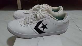 Converse White Shoe