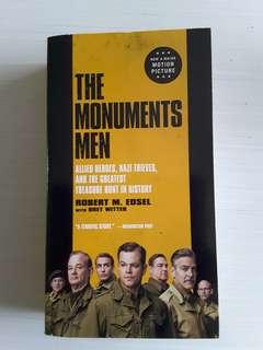 🚚 The Monuments Men by Robert M. Edsel with Bret Witter