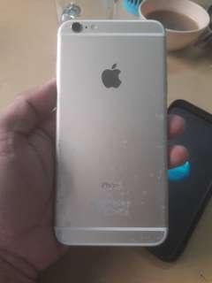 Iphone 6s plus 128GB Zp