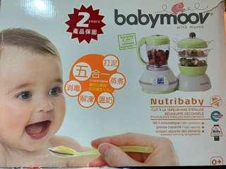 Babymoov 食物料理機