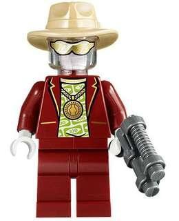 《徵》 以下lego 人仔 Ninjago/ultra agents