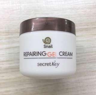 Secret Key Snail Repairing Gel Cream 50g