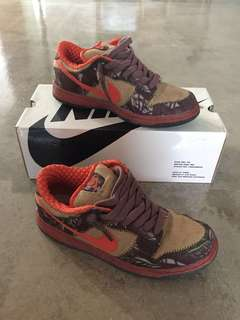 finest selection f850b 1f1ce Nike Dunk Low Pro SB Reese Forbes  The Hunter