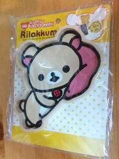 San-X 拉拉熊 輕鬆熊 鬆弛熊 Rilakkuma リラックマ  置物盤 托盤 收納盤 雜物盒盤