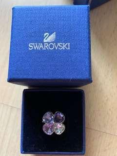 🚚 Pre-loved Swarovski Ring