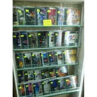 PS ONE中古GAME