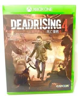 DeadRising 4 Xbox One Game
