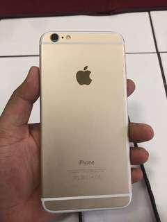 IPHONE 6PLUS 64GB(gold)