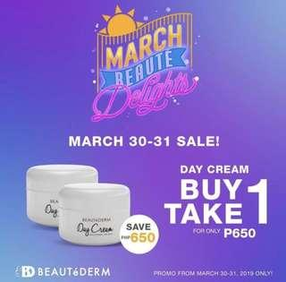 Beautederm Day Cream Buy 1 Take 1