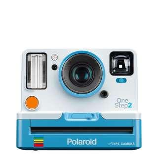 POLAROID I-TYPE CAMERA | ONESTEP 2 SUMMER BLUE LIMITED EDITION