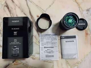 Olympus 14-150mm F4-5.6 m43 Mount (Mint Condition)