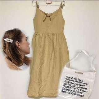 BNWOT✨ TEM dress with FREE pearl hair clip & bag