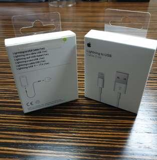 100% ORIGINAL Apple Lightning to USB Cable for iPhone/iPad/iPod