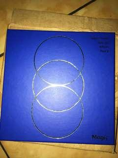 CD Super Junior Album Magic