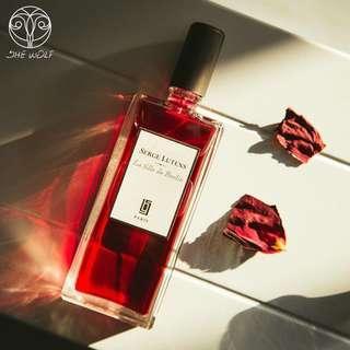 Serge Lutens la fille de berlin perfume 香水