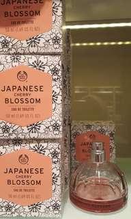 Japanese cherry blossom body shop (edt)