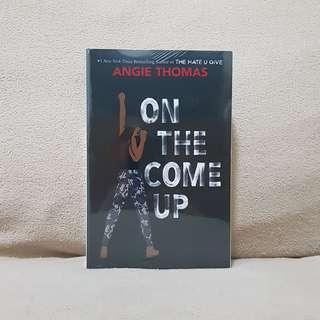 On the come up : Angie Tomas