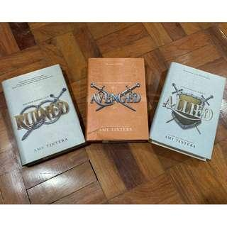 Ruined Trilogy by Amy Tintera