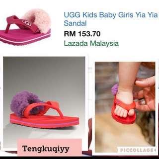 Super cute! UGG Australia Fit Flop / Shoes